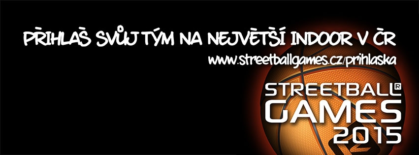 Streetball Games Banner Přihl